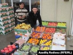 Bakı bazarı