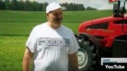 Аляксандар Лукашэнка ў вышымайцы