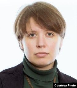 Ярина Ясиневич, керівник програм Центру досліджень визвольного руху
