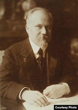 Raymond Poincaré, prim-ministru al Franței (Foto: Biblioteca Centrală Universitară, Iași)
