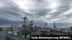 Ілюстративне фото. День Військово-морських сил України, Одеса, 2 липня 2017 року