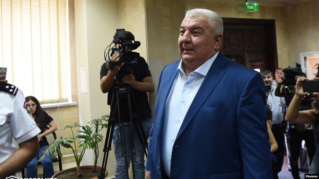 В данный момент нет оснований для изменения меры пресечения в отношении Юрия Хачатурова - Генпрокуратура