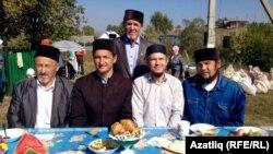 Татар дин әһелләре, архив фотосы