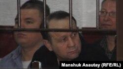 Айыпталушы Валерий Қайырбаев. Алматы, 20 маусым 2013 жыл.