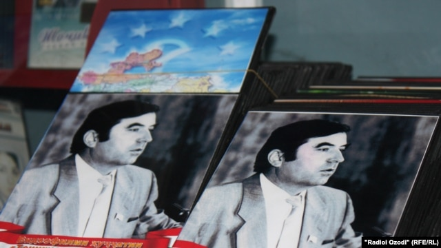 A recent DVD collection marks the Tajik president's rule over the last 20 years.