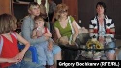 Беженцы из Украины в Ростове-на-Дону