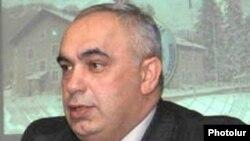 Вице-премьер Нагорного Карабаха Артур Агабекян