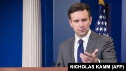 جاش ارنست، سخنگوی کاخ سفید،
