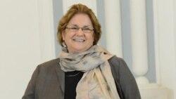 Sheila Gwaltney, US Ambassador to Kyrgyzstan