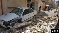 در زلزله مسجد سلیمان یک نفر بر اثر سکته فوت شده است.