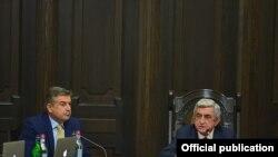 Սերժ Սարգսյան․ «Հավատում եմ՝ այս կառավարությունը կարող է անել այն, ինչ չի հաջողվել բոլոր նախկիններին»