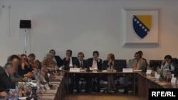 Sjednica Upravnog odbora Vijeća za implementaciju mira, Foto: Midhat Poturović