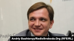 Ukraine's ombudsman for children's rights Yuriy Pavlenko