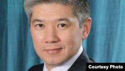 Бывший вице-министр сельского хозяйства экономист Марат Толыбаев. Фото с социальной сети Facebook.