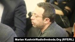 Геннадій Корбан у залі суду, 28 грудня 2015 року