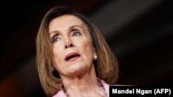 نانسی پلوسی، رئیس مجلس نمایندگان آمریکا، بیانیهای در مورد اطلاعیه کاخ سفید منتشر کردهاست