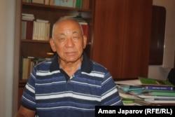 Жамин Акималиев.