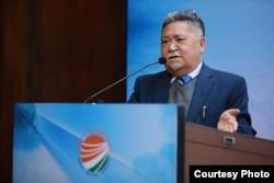 Бывший посол Индии в Кыргызстане Пхунчок Стобдан.