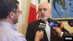 Mohammad Javad Zarif, Iran's foreign minister, arrived in New York on July 14 to attend a United Nations conference.