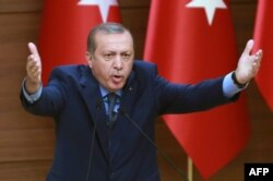 Turkish President Recep Tayyip Erdogan's gamble in Syria has produced exactly the results he had hoped.