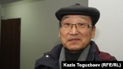 Адвокат Геннадий Нам. Алматы, 30 желтоқсан 2013 жыл.