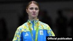 На Олімпіаді в Ріо-де-Жанейро в 2016 році Ольга Харлан стала бронзовою призеркою в особистих змаганнях