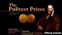 The Pulitzer Prize носит имя носит имя Джозефа Пулитцера, издателя, эмигранта из Венгрии, завещавшего 2 миллиона долларов Колумбийскому университету на создание факультета журналистики и на ежегодную премию его имени