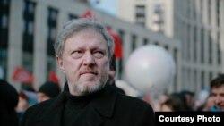 Григорий Явлинский на митинге против изоляции интернета