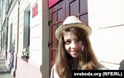 Сем гадоў адвучылася ў 1-й школе па-беларуску Ялінка Салаўёва