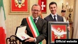 Potpisan Sporazum o prijateljstvu i saradnji Cetinja i Grada Gaeta, 1. april 2012.