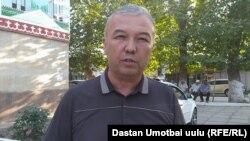 Курбанбек Айтибаев.