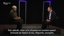 """Dainius Žalimas: """"Trebuie să decidem pentru noi: locuim în Europa sau în altă parte?"""""""