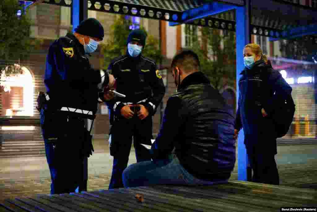 СЛОВЕНИЈА - Во Словенија, во последните 24 часа се потврдени нови 1.113 случаи на коронавирус, со што вкупниот број заразени достигна 24.063, од кои 15.230 се активни.