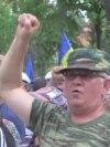 Protestul veteranilor războiului de pe Nistru (No comment)