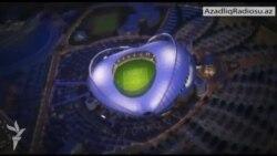 Qətər-2022-yə sahiblik edəcək Xəlifə stadionunun yeni görünüşü