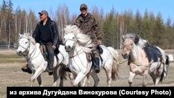 Поход якутских коневодов до Берлина
