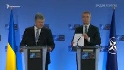 Мы предоставим Украине спецоборудование для связи – глава НАТО (видео)
