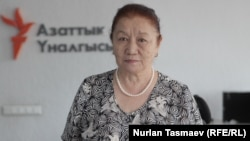Лайли Үкүбаева, филология илимдеринин доктору, профессор.
