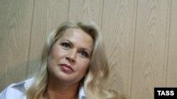 Экс-глава департамента имущества Минобороны Евгения Васильева, обвиняемая в хищениях