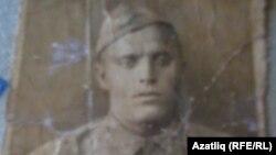 Гомәр Һадиевның сакланып калган бердәнбер фотосы