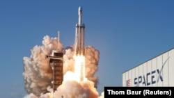 Запуск відбувся 11 квітня