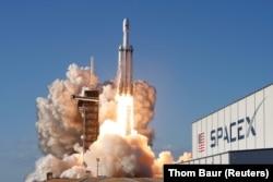 Пуск Falcon Heavy, 2019 год