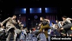 """Mjuzikl """"Kosa"""", izvođenje 2010. godine"""