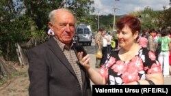 Ion Teleman de vorbă cu Valentina Ursu