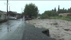 Sel Azərbaycanın şimal-qərb rayonlarına ziyan vurub