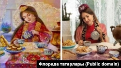 Резеда Мойта (Анастасия Шамова-Бузунеева рәсеме)