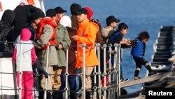 Migranti u Turskoj, 6. april 2016.