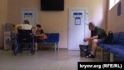 В севастопольской городской больнице №1 имени Пирогова
