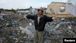 هدف یکی از حملات هوایی اسرائیل در جنوب نوار غزه