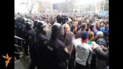 Drugi dan protesta u Tuzli